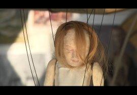 Pieza locutada sobre la exposición de Cardiff & Miller El hacedor de marionetas