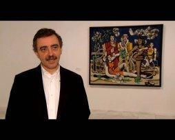 Declaraciones del director del Museo y comisario, Manuel Borja-Villel (español)