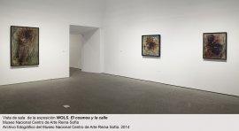 Vista de sala / gallery view Wols. El Cosmos y la Calle (imagen 2)