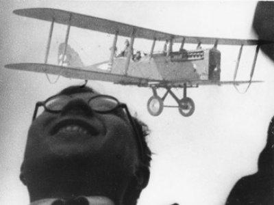 Dziga Vertov. Odinnadtsatyi [El undécimo año]. Película, 1928.  Cortesía del Austrian Film Museum \ De la Colección especial Dziga Vertov