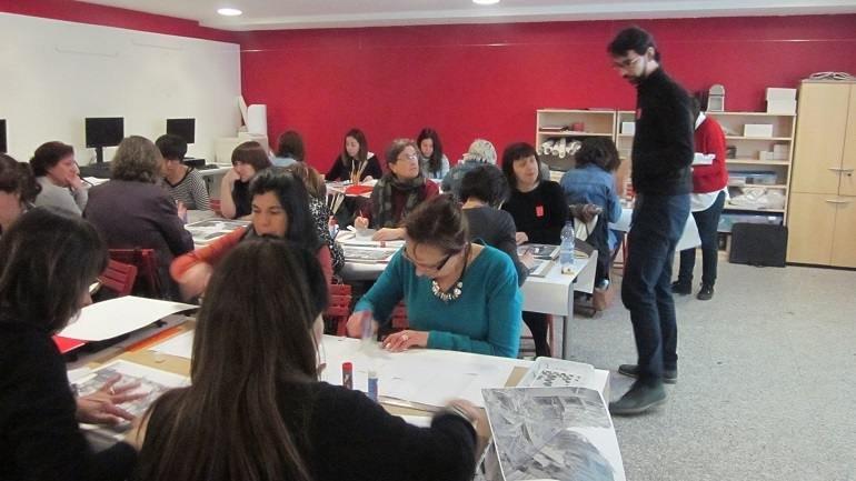Sesión creativa con el artista Jonathan Notario