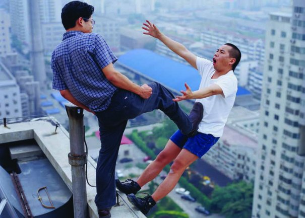 Li Wei, Freedegree over 25th Story, 2004