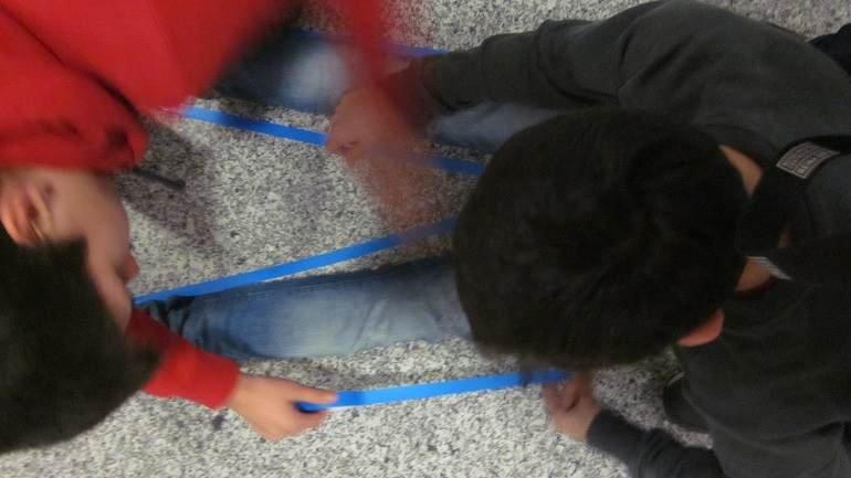 Taller sobre construcciones y ficciones biográficas realizado por alumnos de ESO