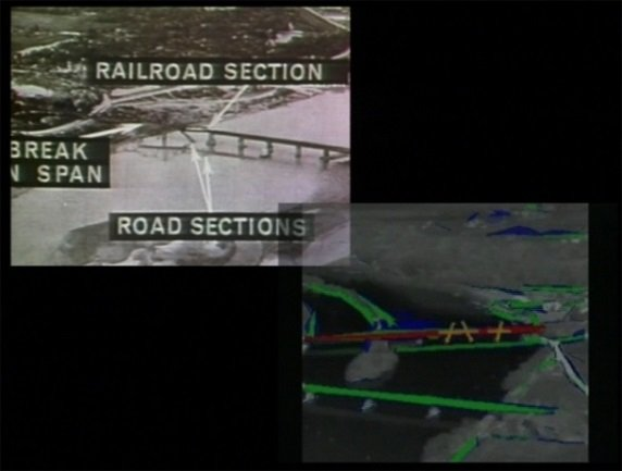 Harun Farocki. Auge/Machine. Video, 2003