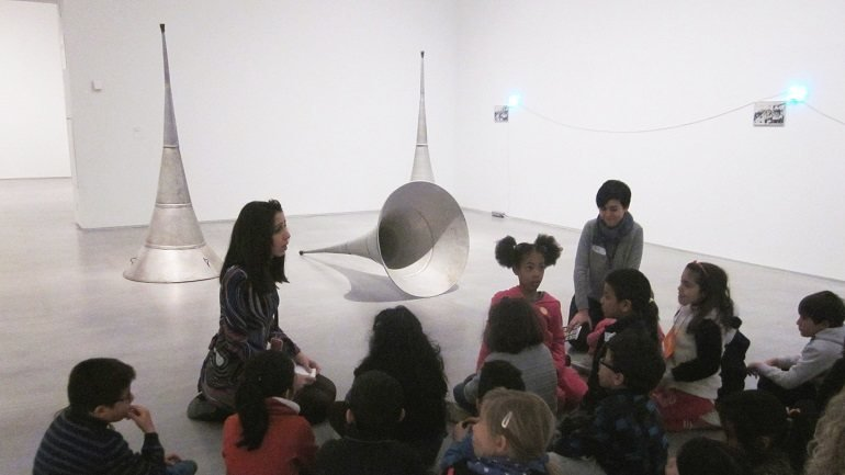 Visita a la colección del Museo