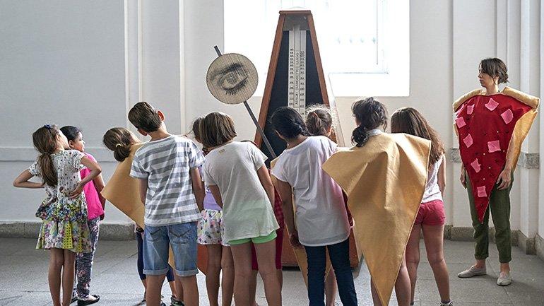 Rutinas salvajes. Taller de artista con Elisa González