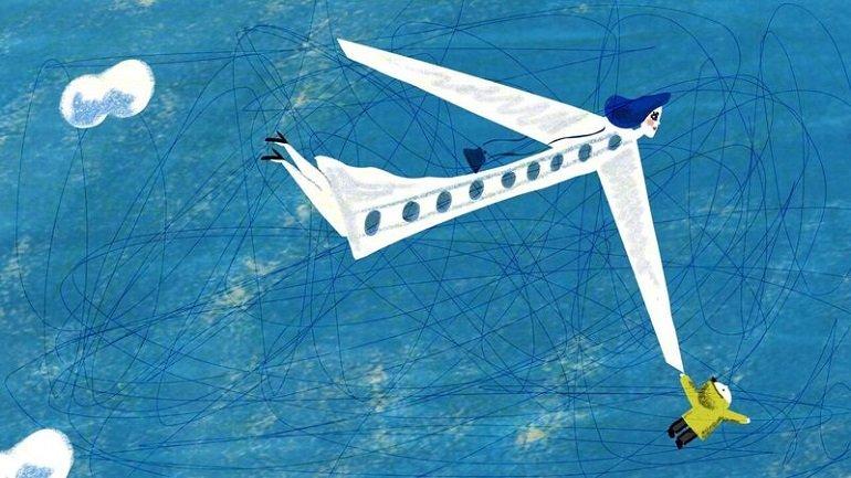 Imagen de My Mum Is an Airplane de Yulia Aronova