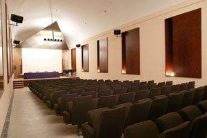 Edificio Sabatini, Auditorio