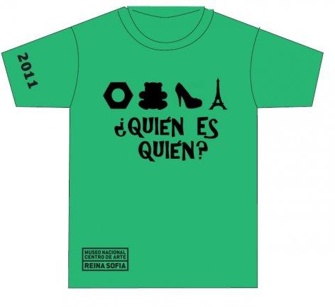 Diseño de la camiseta del DIM 2010 realizada por Equipo