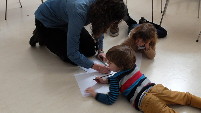 Actividad para niños y adultos