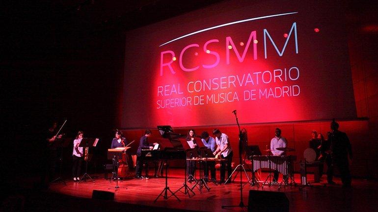 Conciertos Real Conservatorio Superior de Música de Madrid. Foto: Gerardo Cañellas