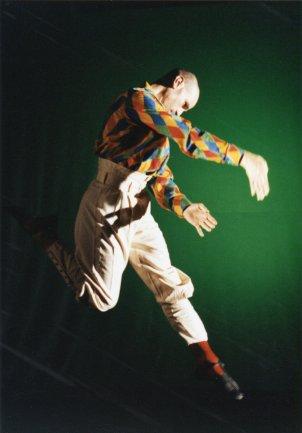 Espectáculo: Vaslav (1989). Gelabert-Azzopardi Companyia de Dansa. Fotografía: Ros Ribas