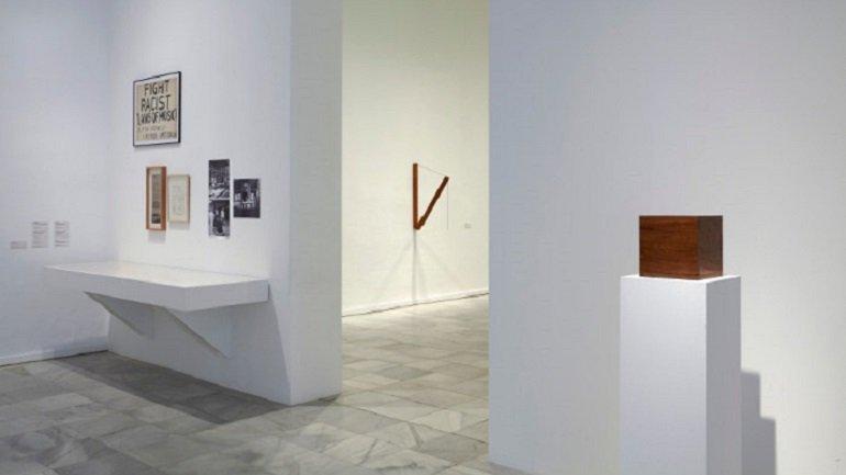 Vista de sala de la exposición ± I96I. La expansión de las artes, 2013