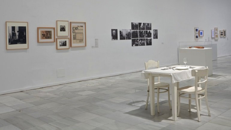 Exhibition view ± I96I. Founding the Expanded Arts, 2013