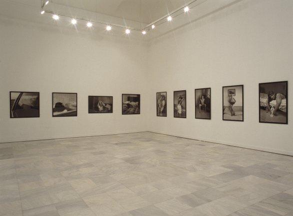 Exhibition view. Maya Goded. Sexoservidoras 1995-2000, 2001