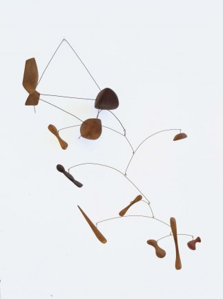 Alexander Calder. Constellation (Constelación), 1944. Escultura. Colección Museo Nacional Centro de Arte Reina Sofía, Madrid