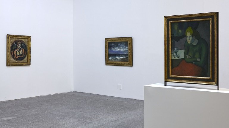 Exhibition view. Collectionism and Modernity. Two Case Studies: The Im Obersteg and Rudolf Staechelin Collections, 2015