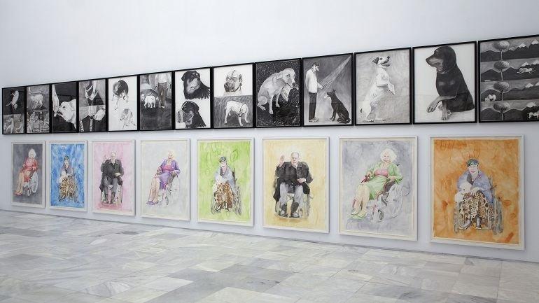 Exhibition view. Juan Pérez Agirregoikoa. Do you want a master? You will have it!, 2013