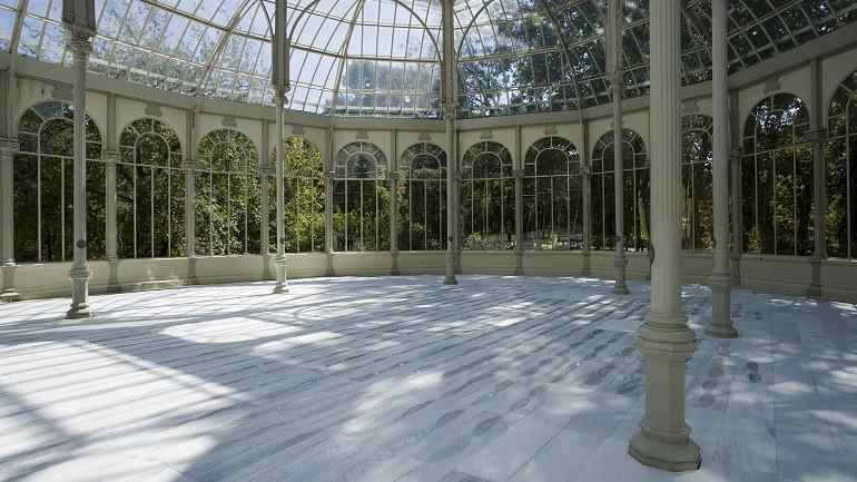 Exhibition view. Evaristo Bellotti. escultura, 2008