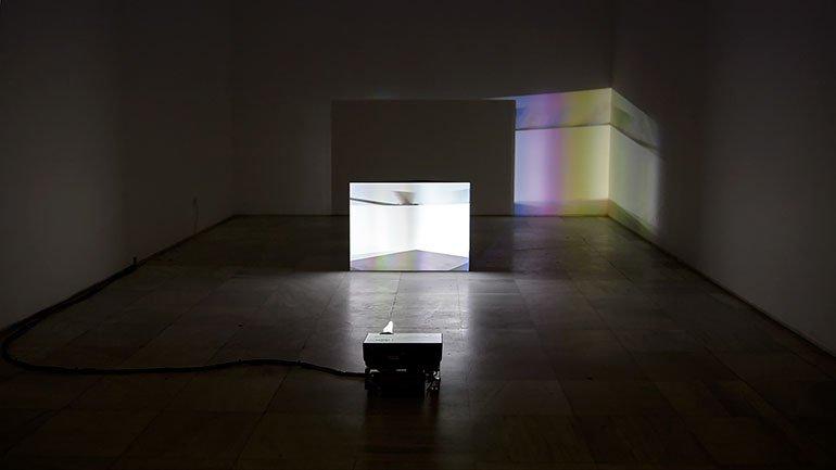 Exhibition view. Alexandre Estrela Pockets of Silence, 2015