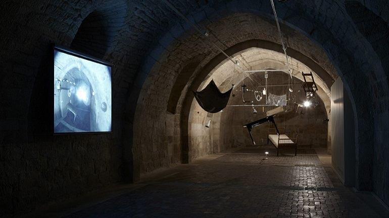 Vista de sala de la exposición. Mateo Maté. Universo personal, 2012 © VEGAP