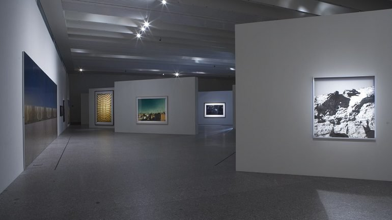 Exhibition view. Janus. Photography's Double Face. Works from the Permanent Collection, 2007