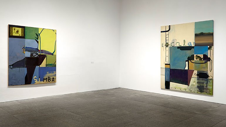 Exhibition view. Juan Giralt, 2015