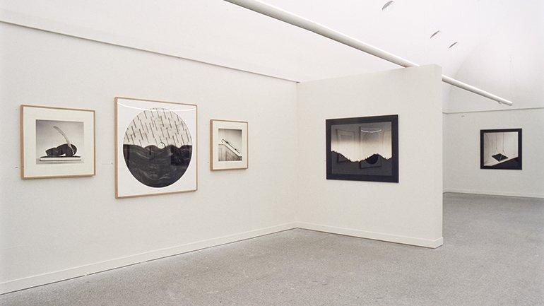 Exhibition view. Madoz. Objetos 1990-1999, 1999