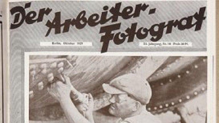 Der Arbeiter Fotograf. Neuer Deutcher Verlag. Berlin, N. 10, 1929. Illustrated magazine. Biblioteca y Centro de Documentación. Museo Nacional Centro de Arte Reina Sofía. Madrid