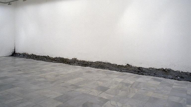 Exhibition view. Richard Serra, 1992