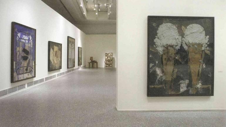 Exhibition view. Manolo Valdés (1981-2006), 2006