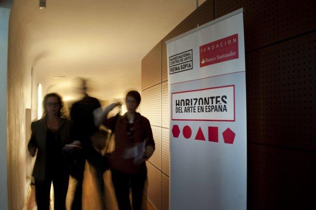 El I Simposio del observatorio artístico Horizontes del Arte Contemporáneo en España ha sido organizado por el Museo Reina Sofía y la Fundación Banco Santander