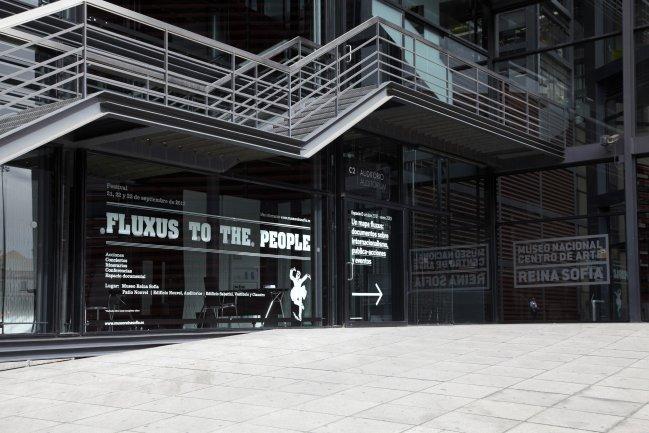 Este fin de semana, el Museo Reina Sofía dedica un ciclo de actividades a Fluxus