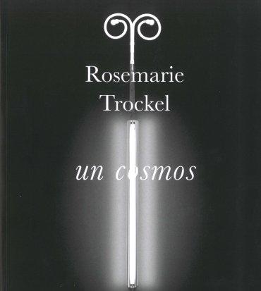 Catálogo Rosemarie Trockel: Un cosmos