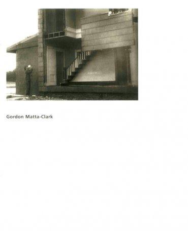 Gordon Matta-Clark