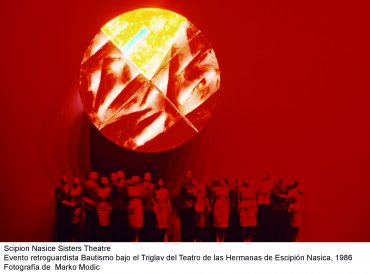 NSK del Kapital al Capital, Neue Slowenische Kunst Un hito de la década final de Yugoslavia
