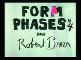 Fotograma de Form Phases IV (Fases de la Forma IV) de Robert Breer, 1954